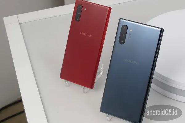 Samsung Siapkan Galaxy Note 10 Lite Dengan Harga Terjangkau
