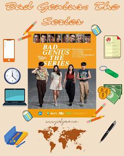 drama thailand bad genius the series