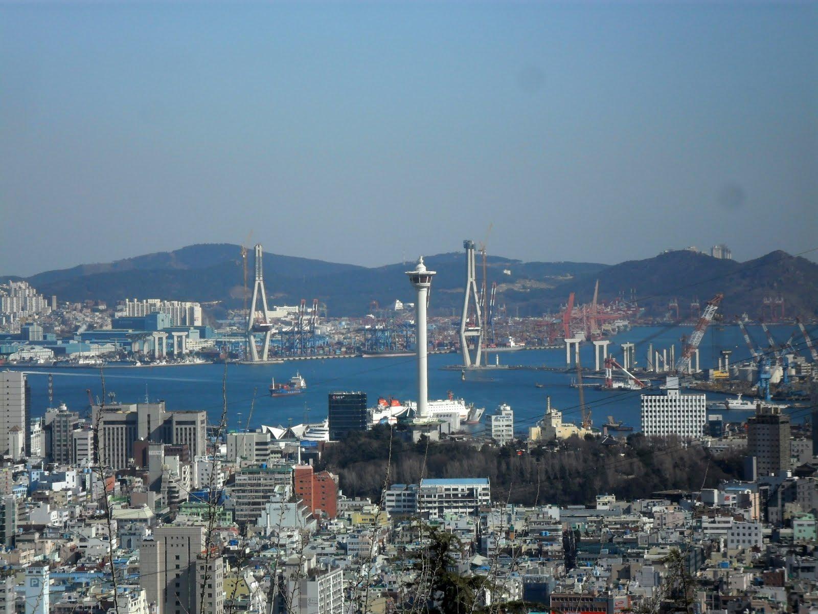 Freelance Flaneur The Brixham Of South Korea