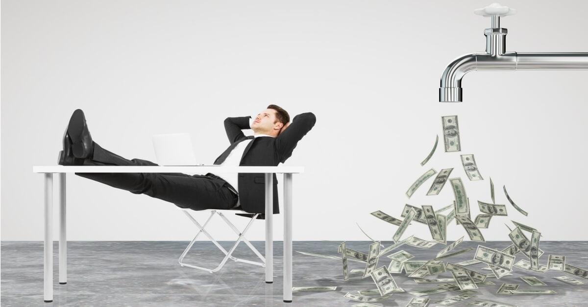 الدخل السلبي Passive Income