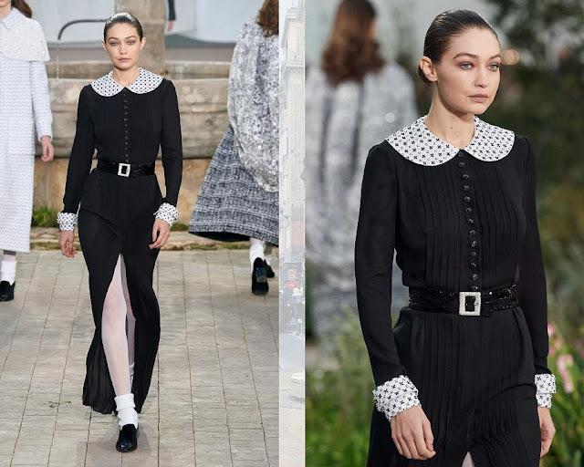 Chanel Couture весна лето 2020 4