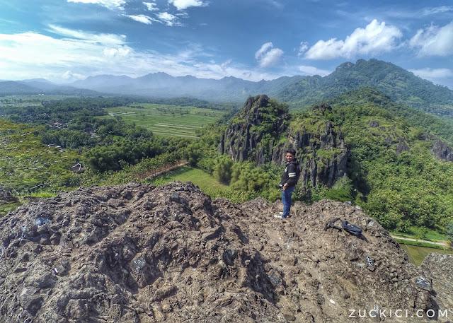 Gunung Sepikul Sukoharjo Jawa Tengah