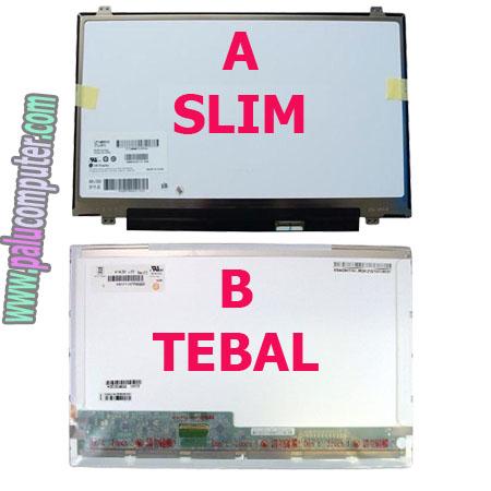 perbedaan layar laptop slim dan tebal