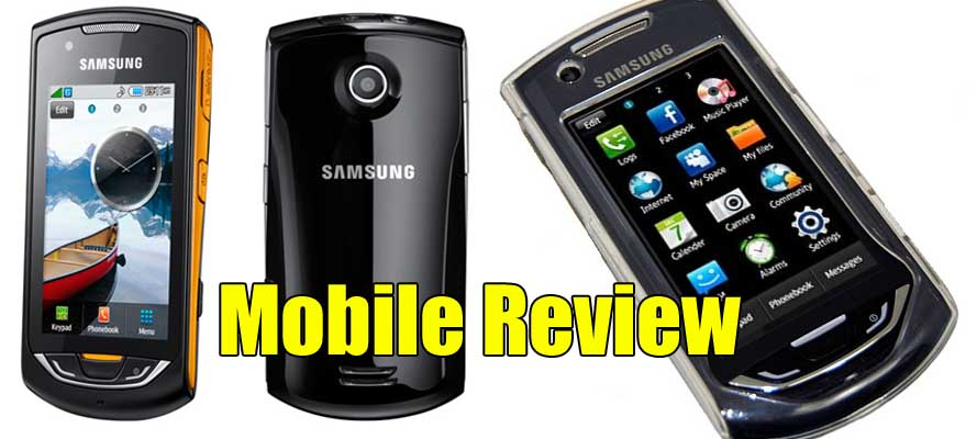 Samsung Monte Mobile Review