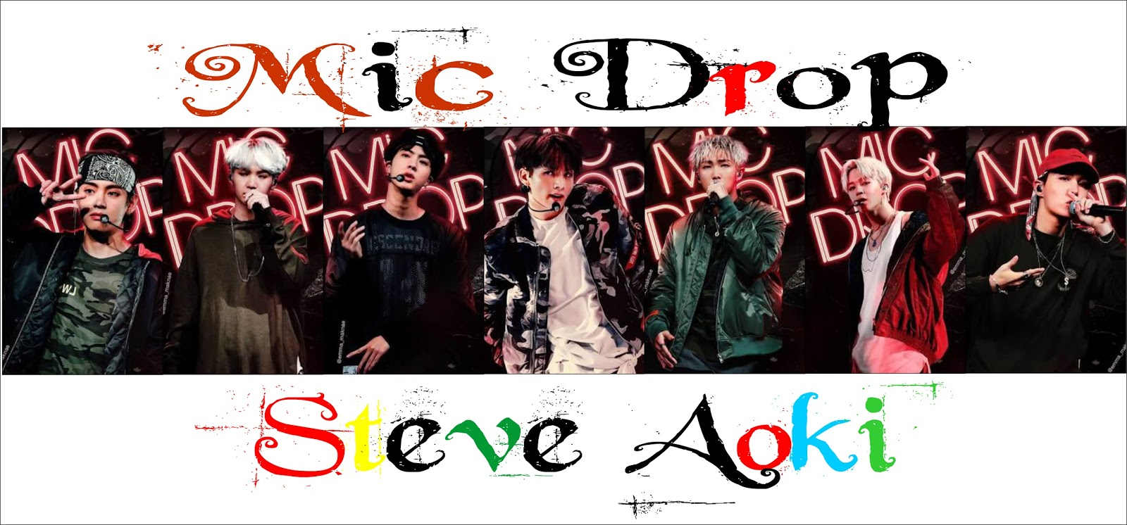 Nadayeo: Lyric MIC drop BTS ft Steve Aoki [ Romanization +