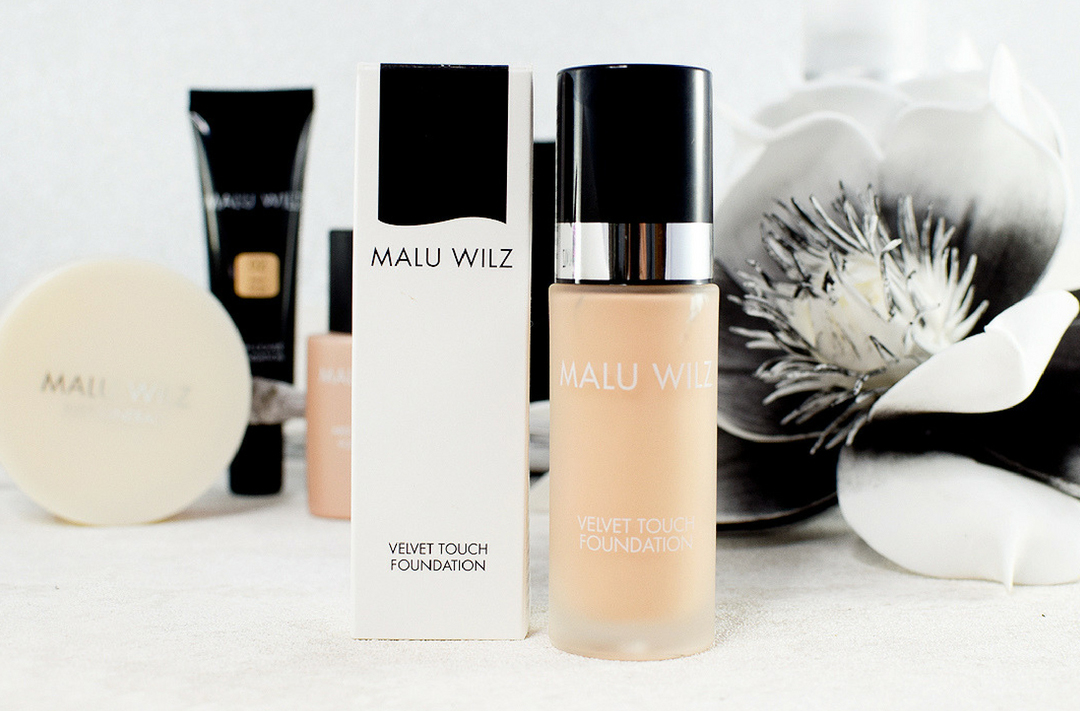 Malu Wilz Velvet Touch Foundation, Review