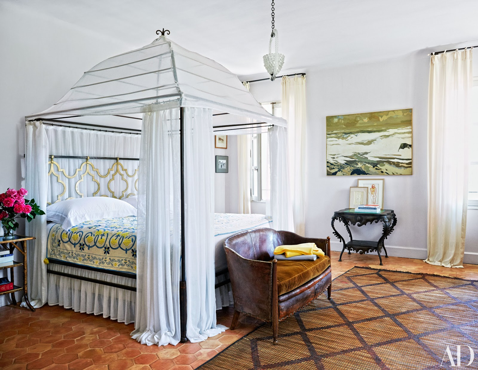south of france home by fr u00e9d u00e9ric fekkai  romantic villa provence