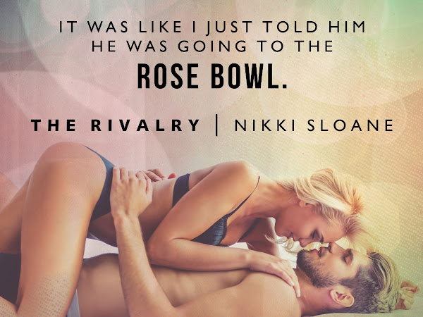 The Rivalry by Nikki Sloane | Teaser