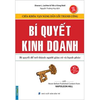 Chìa Khóa Vạn Năng Dẫn Lối Thành Công - Bí Quyết Kinh Doanh (Bìa Mềm) ebook PDF EPUB AWZ3 PRC MOBI