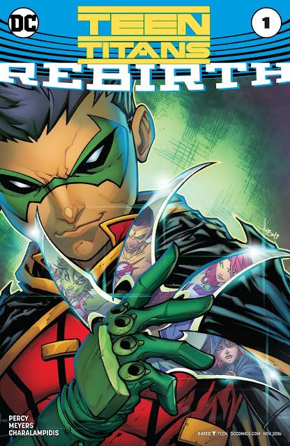 Teen Titans Volumen 6 Español Mega DC Rebirth