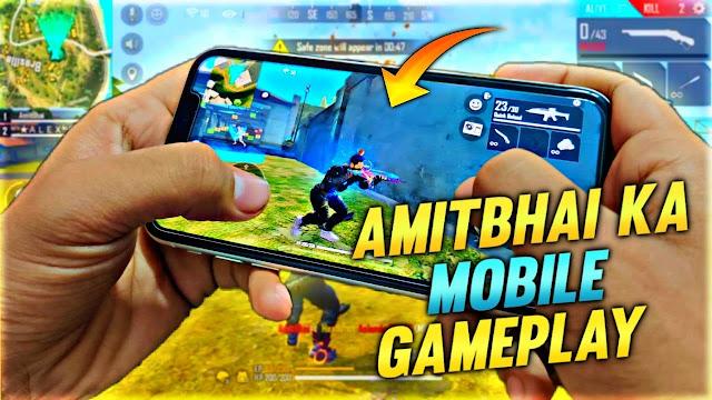 Amit Bhai Mobile GamePlay