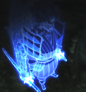 full susano mode fight sasuke
