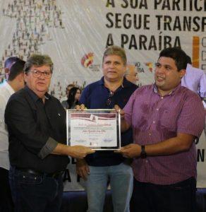 NOMEAÇÃO DE BETO SÓ FORTALECE SEU PRESTÍGIO COM JOÃO AZEVÊDO