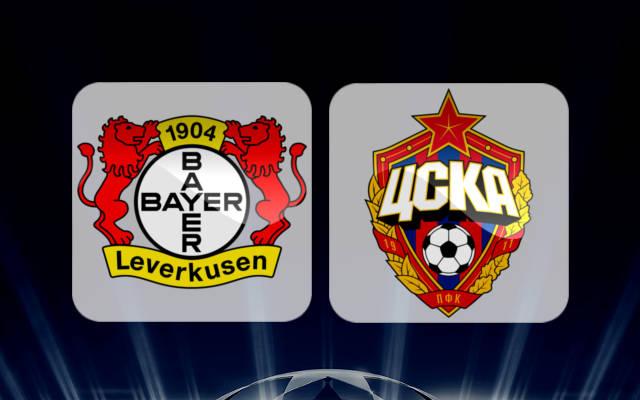 ONLINE PRENOS: Leverkuzen - CSKA Moskva uživo gledanje preko interneta