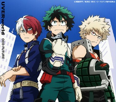Download Ost Opening 1 Boku no Hero Academia 3rd Season