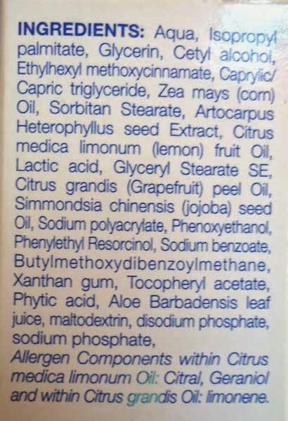 Beautypul, aceite esencial, acido lactico, aclarante, aloe vera, jaca, jackfruit, jojoba, manchas, renovacion, review, swiss just, whitening,
