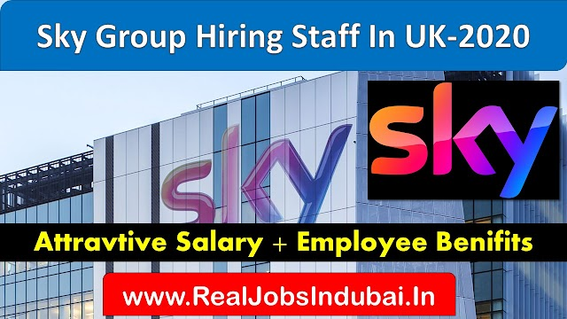 Sky Group Jobs In UK | Jobs In United Kingdom For Indians |