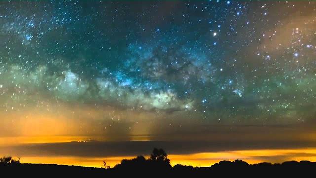 خلق الأرض والسماء