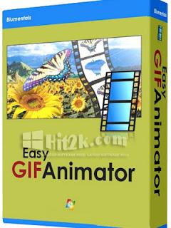 Easy GIF Animator Pro 7.0.0.55 Crack [Latest] Download