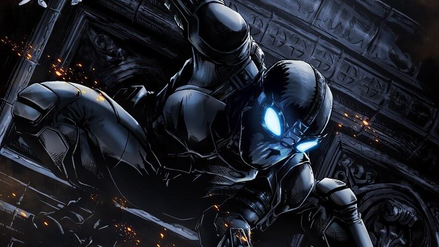 Spider-Man, Stealth Suit, 4K, #6.2035