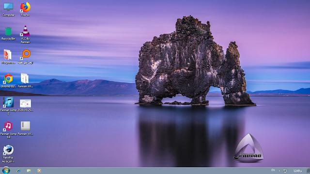 تحميل وتثبيت اجمل واخف ويندوز 7 2020 - واستعراض كافة مميزاتها