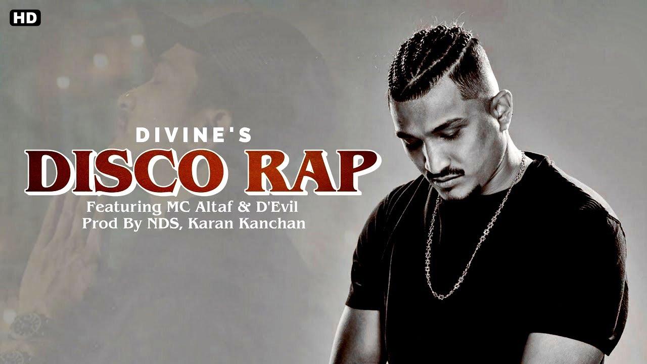 Disco Rap Lyrics Divine X Mc Altaf X D'evil | Punya Paap | Hip Hop Lyrics