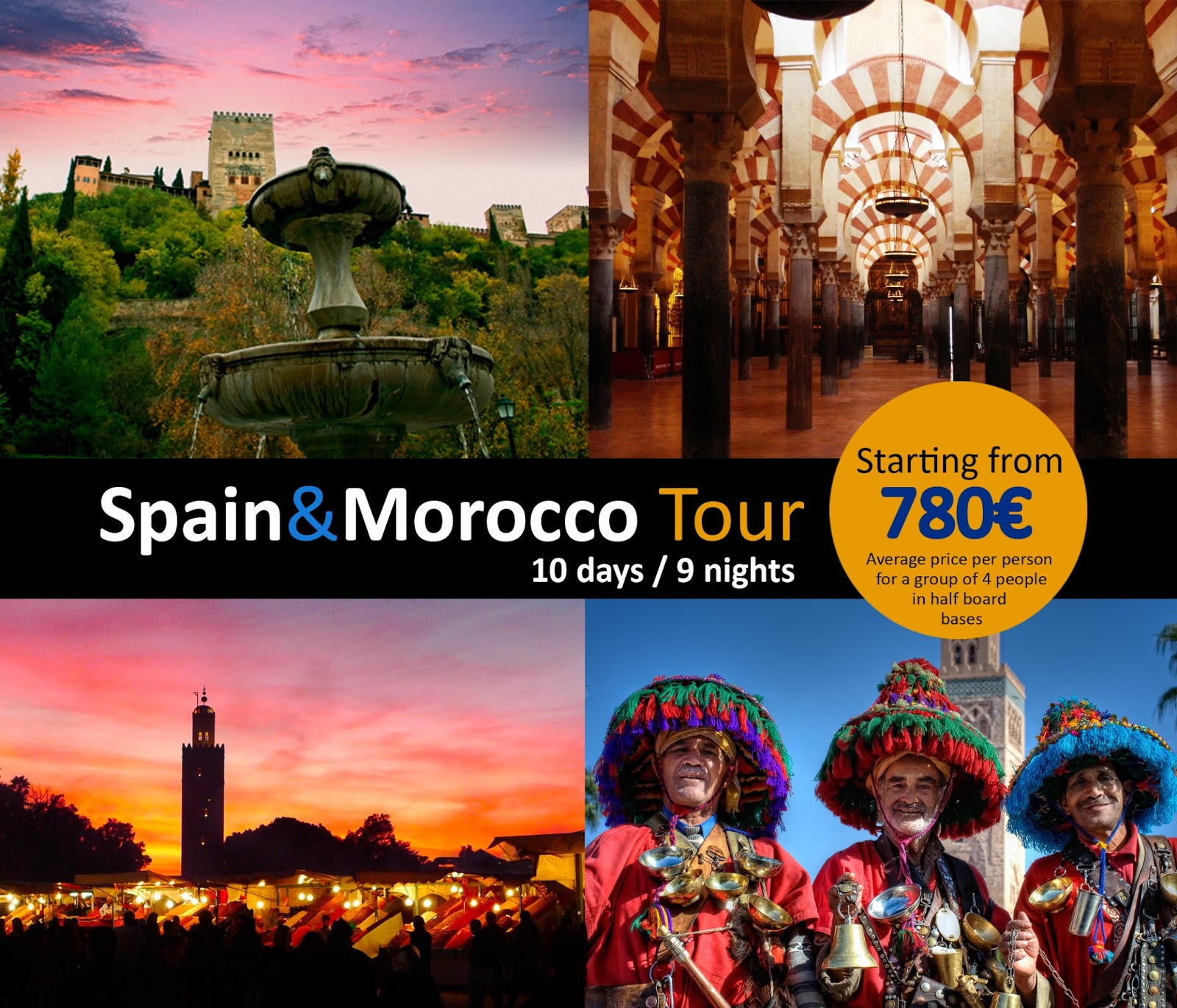 11ea134889 Travel the halal way and discover Spain   Morocco in this 9 days tour ~  Alhamratour-Travel the halal way!
