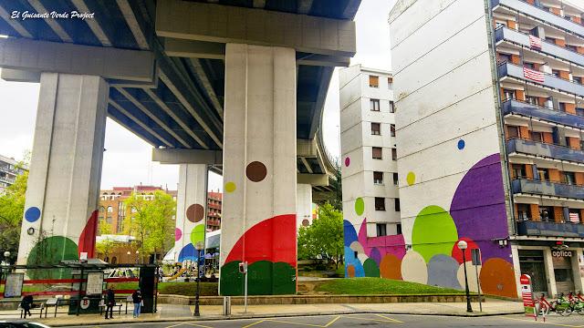 Plaza Rekalde - Bilbao, por El Guisante Verde Project
