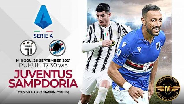 Prediksi Juventus Vs Sampdoria