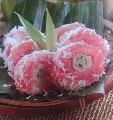 Gambar Resep Kue Naga Sari Pisang Raja