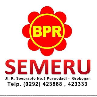 Bank Perkreditan Rakyat SEMERU Untuk Posisi Marketing Kredit Info Lowongan Grobogan di PT. Bank Perkreditan Rakyat SEMERU Untuk Posisi Marketing
