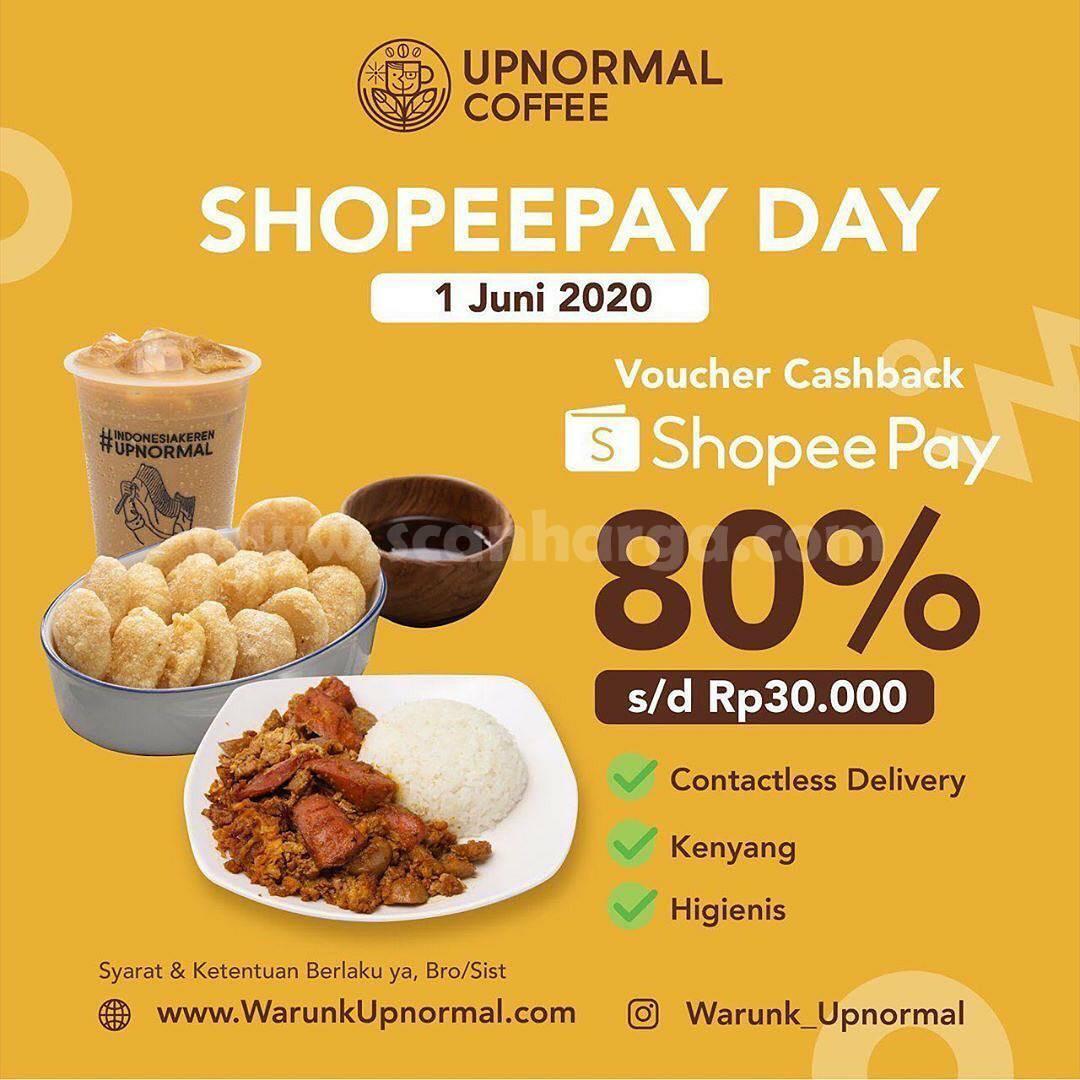 Promo Bakso Boedjangan Shopeepay Day Cashback 80% s/d Rp 30.000