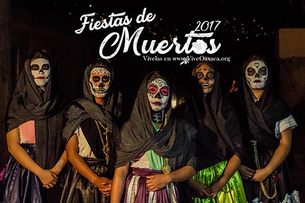Fiestas de Muertos 2017