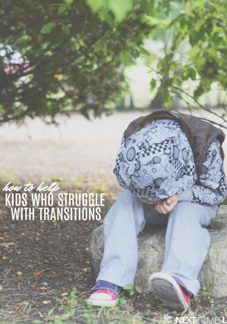 How to help children with transitions