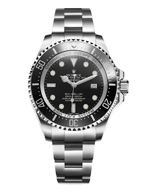 Photo of First Rolex Deepsea Model Introduced in 2008