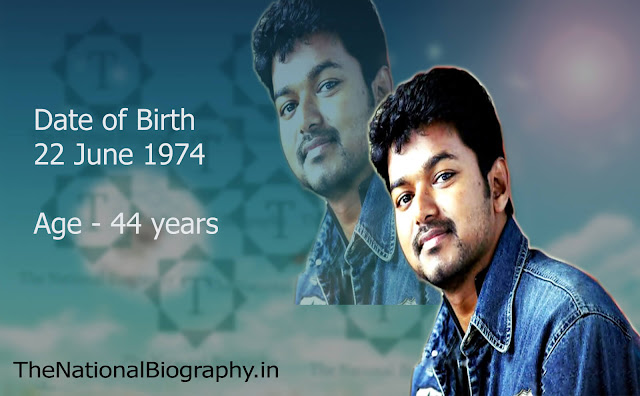(Super star) Vijay Biography | Age | Wiki | Bio | Movies|