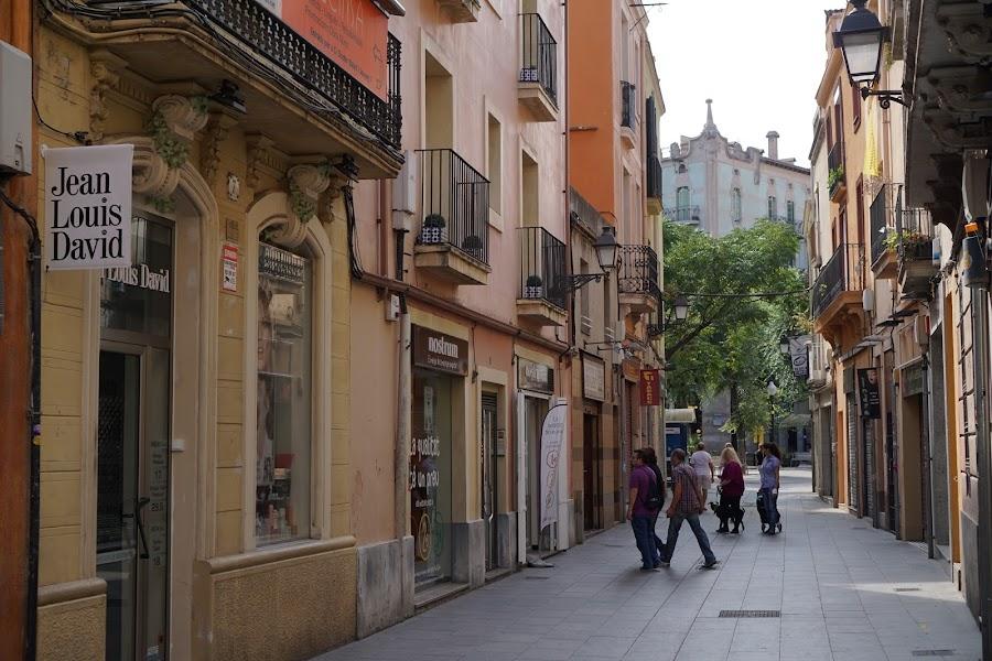 アジュンタメン通り(Carrer de l'Ajuntament)