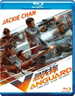 Vanguard (2020) Dual Audio ORG [Hindi 2.0 – Chinese] 1080p BluRay ESub x265 HEVC 1.4Gb