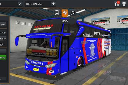 Mod Bus Simulator Indonesia Terbaik dengan Berbagai Kelebihan