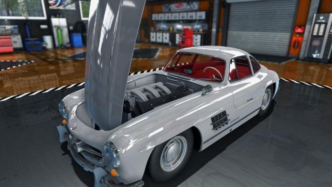 Casey douglass dark game review car mechanic simulator for Mechanic for mercedes benz