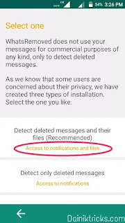 Whatsapp Par Recall/Delete For Everyone Kiye Gye Messages Ko Kaise Padhe.