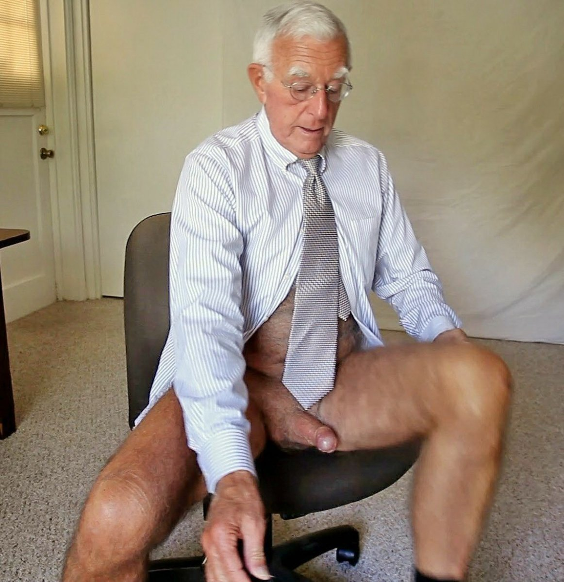 Sexy old men