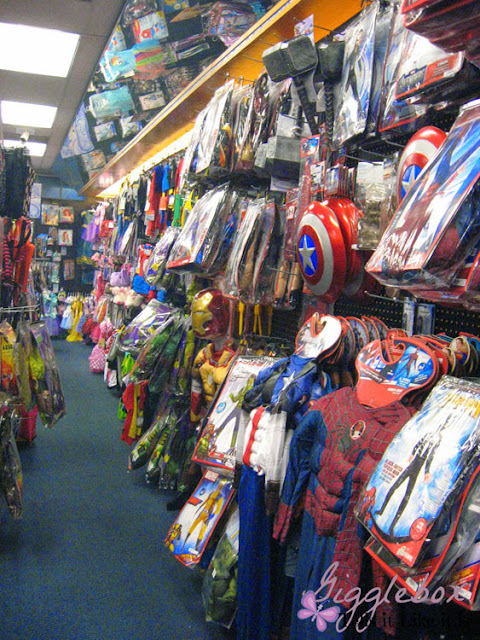 Halloween costume shopping at Spirit Halloween, Halloween costume shopping, Spirit Halloween, Halloween costumes,