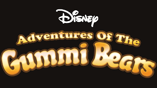 Disney Plus Adventures of the Gummi Bears Logo