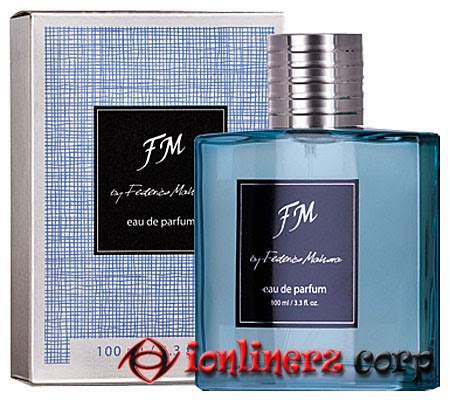 FM 329 inspired by Yves Saint Laurent La Nuit De L'Homme
