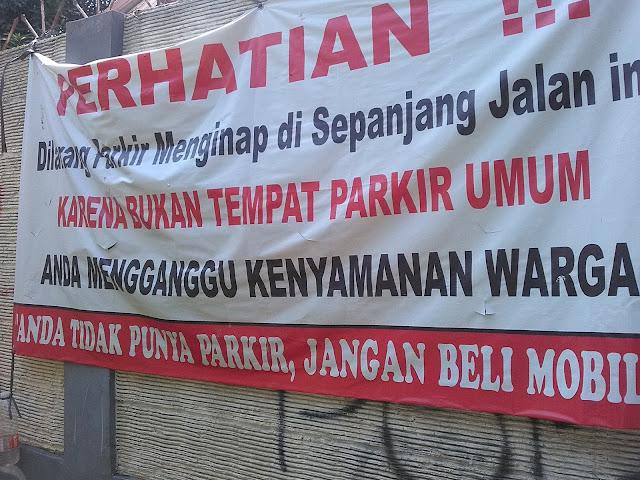 Pengusaha serakah ilegal di tempat pemukiman perumahan penduduk