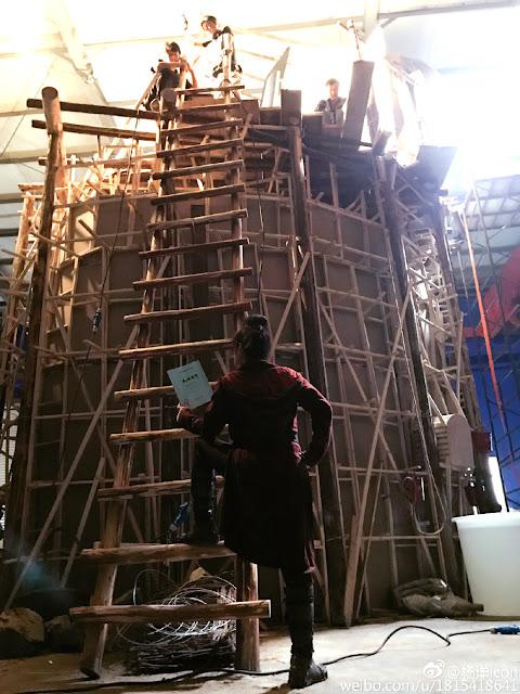 Martial Universe Yang Yang filming delay