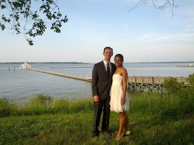 Attending a Wedding in Cambridge, MD