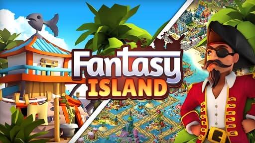 تحميل لعبة Fantasy Island Sim مهكرة للاندرويد
