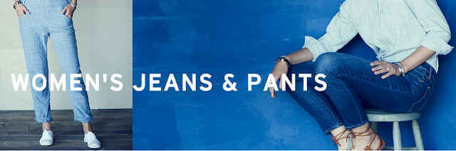 New Styles of Women's Jeans